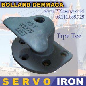Poster-Bollard-Tee-20-Ton-Servo-Iron