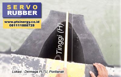 Ukuran Servo V Rubber Fender 08111888728