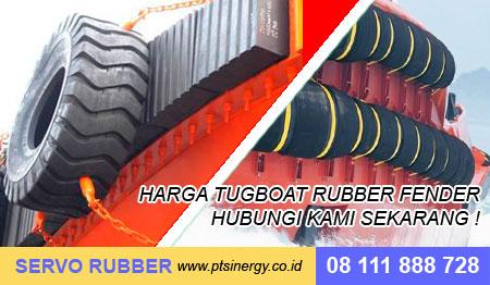 Harga Tugboat Rubber Fender