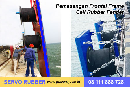 Jual Frontal Frame Cell Rubber Fender 08111888728