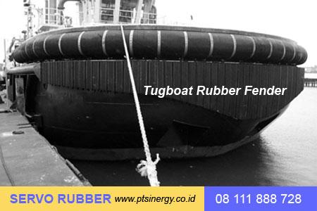 Jual Tugboat Rubber Fender