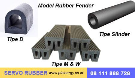 Model Rubber Fender Untuk Tugboat